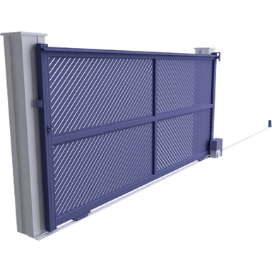 Creation Line - Annecy Sliding Gate Model