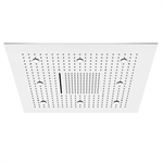 sensual rain shower panel with led lights 390 6680
