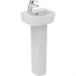 p_tempo 35cm handrinse washbasin, left hand taphole