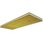ONDUTHERM Sandwich Panel with interior OSB facing