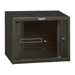 fix wallmount cabinets legrand linkeo with fix side panels - width 600mm - from 358x450mm to 1025x600mm