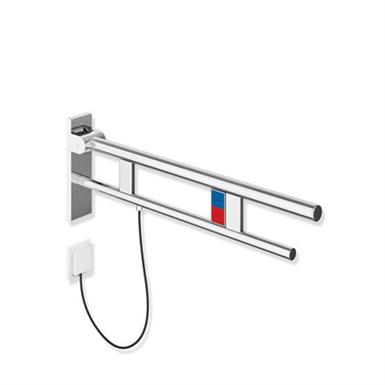 HEWI Stützklappgriff Duo, Design B  900-50-20840
