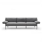 Varilounge Low, sofa 3-seater