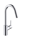 Talis S² Variarc Single lever kitchen mixer 260 with pull-out spout 14872000