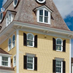 Ultra Series Sterling Double Hung Windows