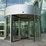 tournex (usa) high capacity - revolving door