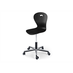 Chair Karoline gas Alu large sh 50-70 cm with wheels