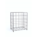 cws stainless steel paper basket