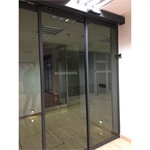 Automatic door - Telescopic SL left A20-2R with fixed panel