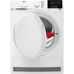 AEG Free Standing Tumble Dryer Sahara 54 White