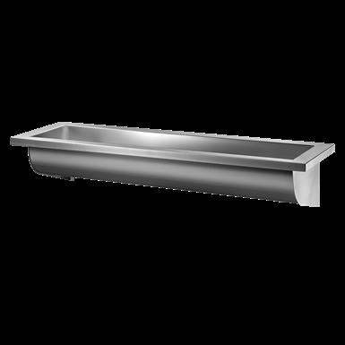 120250  Waschrinne CANAL für Wandmontage