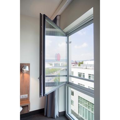 fenêtre à ouvrant caché kassiopée  ob1 vantail