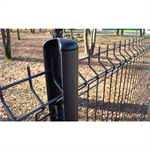 welded mesh fences aquilon® 55