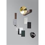 himacs plattenmaterial – volcanics kollektion