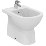 p_tempo back to wall bidet, 1 taphole