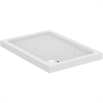 GEMMA 2 SHOWER TRAY 100X70 RECT. WHITE
