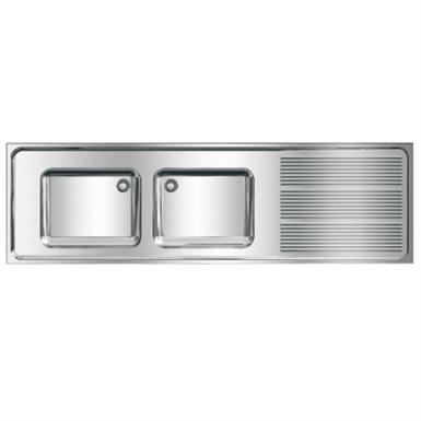 maxima set commercial sink maxs212-200 set