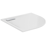 ultraflat new shower tray 90x90  quadrant