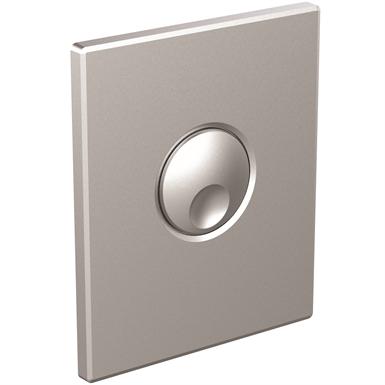 septa pro u2 urinal mechanical flushplate & valve white