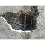 Xypex Megamix II - Crystalline Concrete Waterproofing Repair Mortar