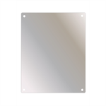Mirror Series - Wall Mount Stainless Steel Mirror SSF-2430