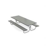 Rörvik picknickbord kompaktlaminat 200x70 H53 cm