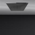 ACCIAIO - 假天花板500x500毫多功能米花洒系统,具有淋雨/瀑布/雾雨功能。要配装饰盖。  - 57907