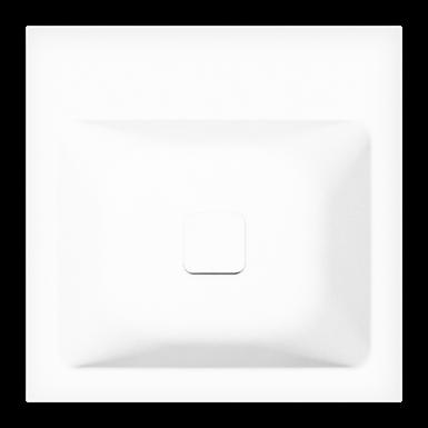 CONO Wall-Hung washbasin 500x500