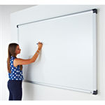 Adboards Aluminium Framed Metropolitan Projection E3 Magnetic Projection Whiteboard