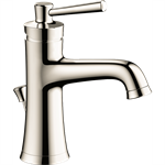 04771830 Joleena Single lever basin mixer 100 with lever handle and pop-up waste set