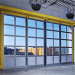 High-speed folding-doors    EFA-SFT®