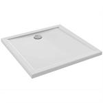 kyreo - ceramic shower tray 90 x 90 x 4 cm