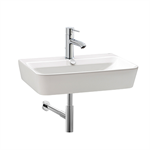 Set Emma Square Wash-basin + Cosmo Eco Tap fittings + Arq Bottle waste trap