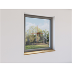 fixed window aluminium