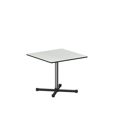 quadratischer tisch, höhenverstellbar, 900x900 mm