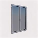 tilt-turn window 2 leaves - kalory speci'al k