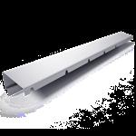 bandeau de faîtage à saillie  c4-1  hauteur 45