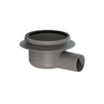 kessel-drain body ø 50 40151 lateral, without odour trap