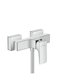 Metropol Single lever shower mixer for exposed installation with lever handle 32560000