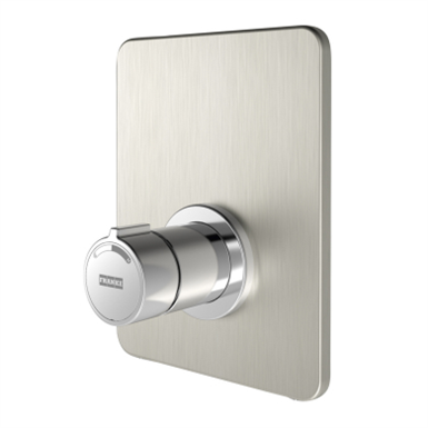 f3s-mix self-closing in-wall mixer f3sm2004