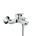 Logis Single lever bath mixer for exposed installation 71400000