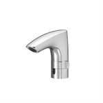 M3 Electronic basin mixer. Powered by four 1.5V LRG (AA) alkaline batteries.