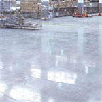 URETHANE TF Flooring system for cold stores