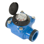 MWN 50-G -NK; -NO; -NKO; -NKOP Nubis Propeller Water Meter (Woltman) with Horizontal Rotor Axis