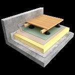 sarnafil tg66f protection platelage bois