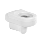 New WcCare wall mounted WC