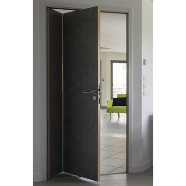 EDA - Double-action space-saving folding door waterproof