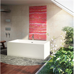 "Nokori 69"" x 35"" x 24"", Therapeutic Bath, Freestanding"
