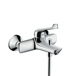 Novus Single lever basin mixer for exposed installation with extra long handle 71923000