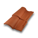 Double Mixed Roof Tile